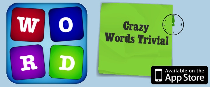 Crazy Word Trivial